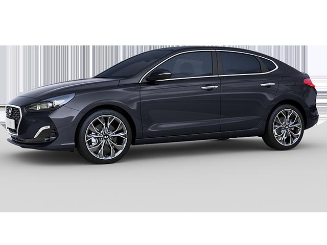 4. Hyundai i30 Fastback