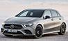 1. Mercedes-Benz Classe A