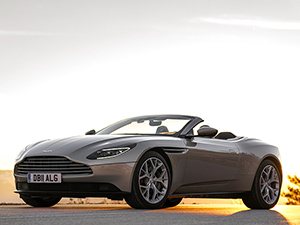 1. Aston Martin DB11 Volante