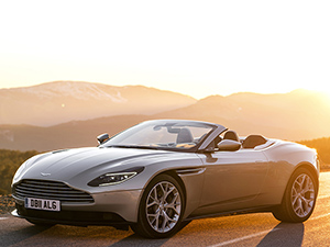 7. Aston Martin DB11 Volante
