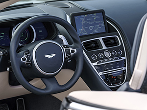 13. Aston Martin DB11 Volante