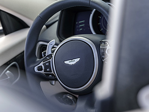 15. Aston Martin DB11 Volante
