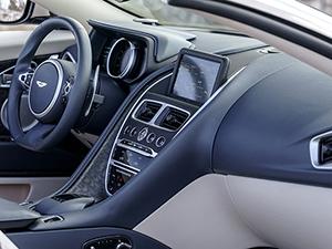 16. Aston Martin DB11 Volante