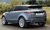 5. Land Rover Range Rover Evoque