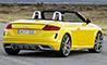 3. Audi TT Roadster