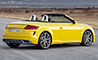 4. Audi TT Roadster