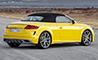5. Audi TT Roadster