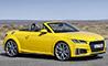 7. Audi TT Roadster