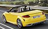 10. Audi TT Roadster