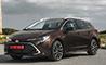 6. Toyota Corolla Touring Sports