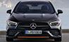 5. Mercedes-Benz CLA Coupé