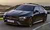 8. Mercedes-Benz CLA Coupé