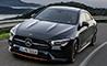 9. Mercedes-Benz CLA Coupé