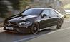 10. Mercedes-Benz CLA Coupé