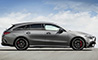 5. Mercedes-Benz CLA Shooting Brake