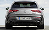 6. Mercedes-Benz CLA Shooting Brake