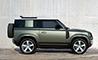 2. Land Rover Defender