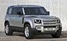 4. Land Rover Defender