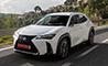 6. Lexus UX Hybrid