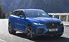 1. Jaguar F-Pace